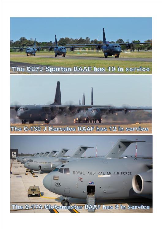 3 Aircraft